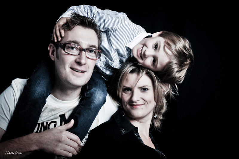Photos de famille à Reims - Studio Hadrien